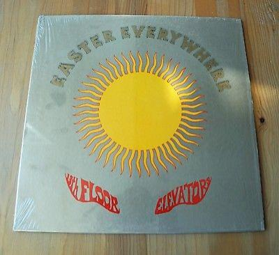 13th FLOOR ELEVATORS - EASTER EVERYWHERE - ORIGINAL 1967 USA STEREO - IA-LP-5