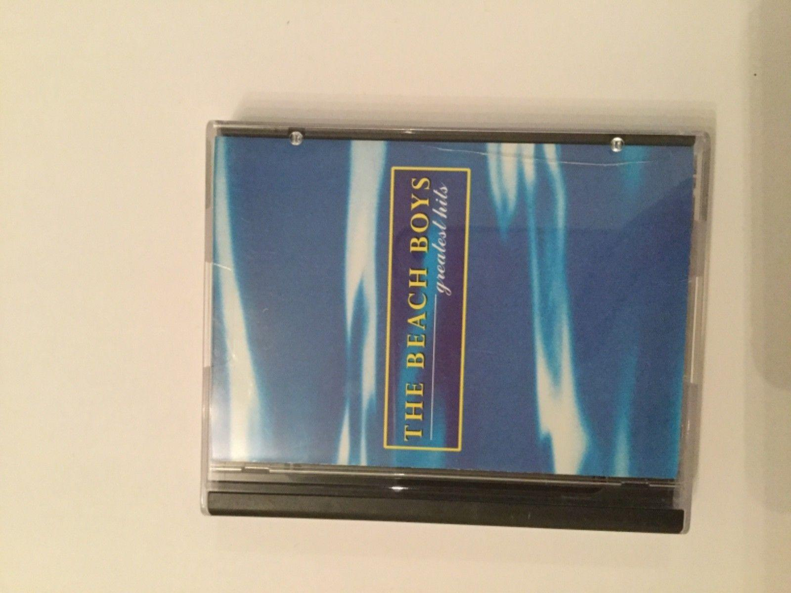 The Beach Boys Greatest Hits mini disc