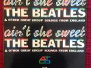 BEATLES Rare 'Ain't She Sweet' PROMO album 'Sample Copy Not For Sale' Beautiful