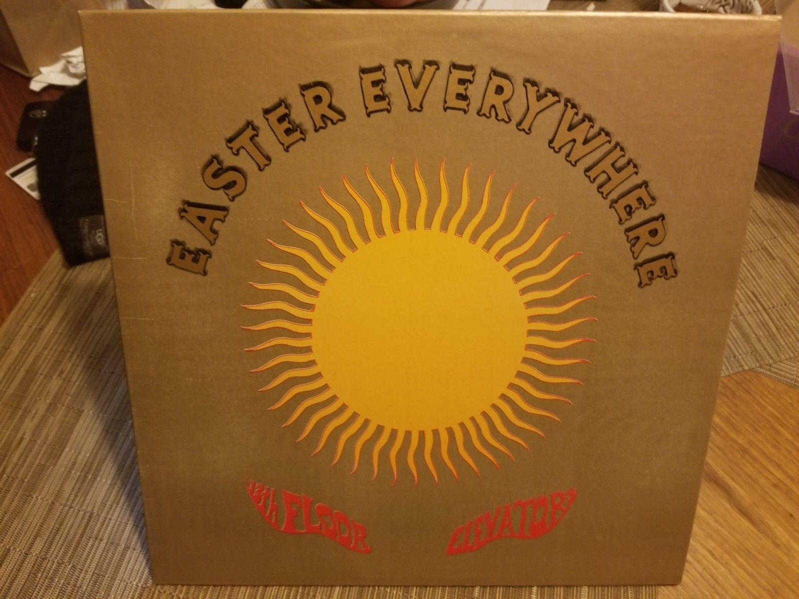 13th Floor Elevators–Easter Everywhere (LP) original stereo, archival condition