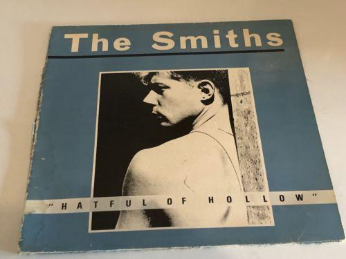 THE SMITHS LP HATEFUL OF HOLLOW