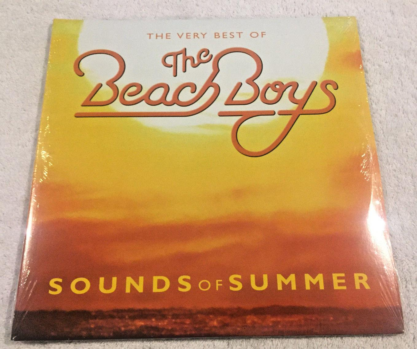 "BEACH BOYS: ""Sounds of Summer:The Very Best of"": NEW 2 LP SET: 30 GREATEST HITS"