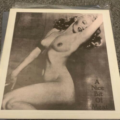 THE SMITHS - A NICE BIT OF MEAT RARE BOOTLEG LP VINYL MORRISSEY MANCHESTER INDIE
