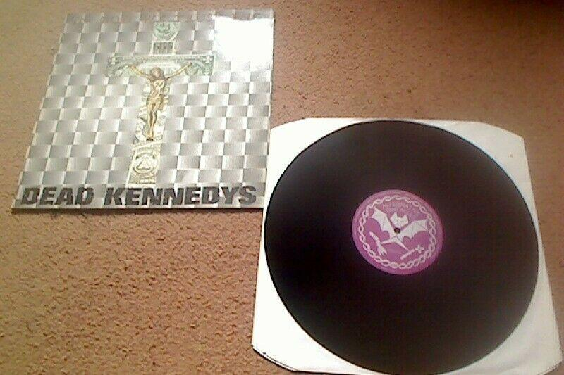 Dead Kennedys - In God We Trust / VIRUS 5-STAT EP2 Alternative Tentacles A2 B2