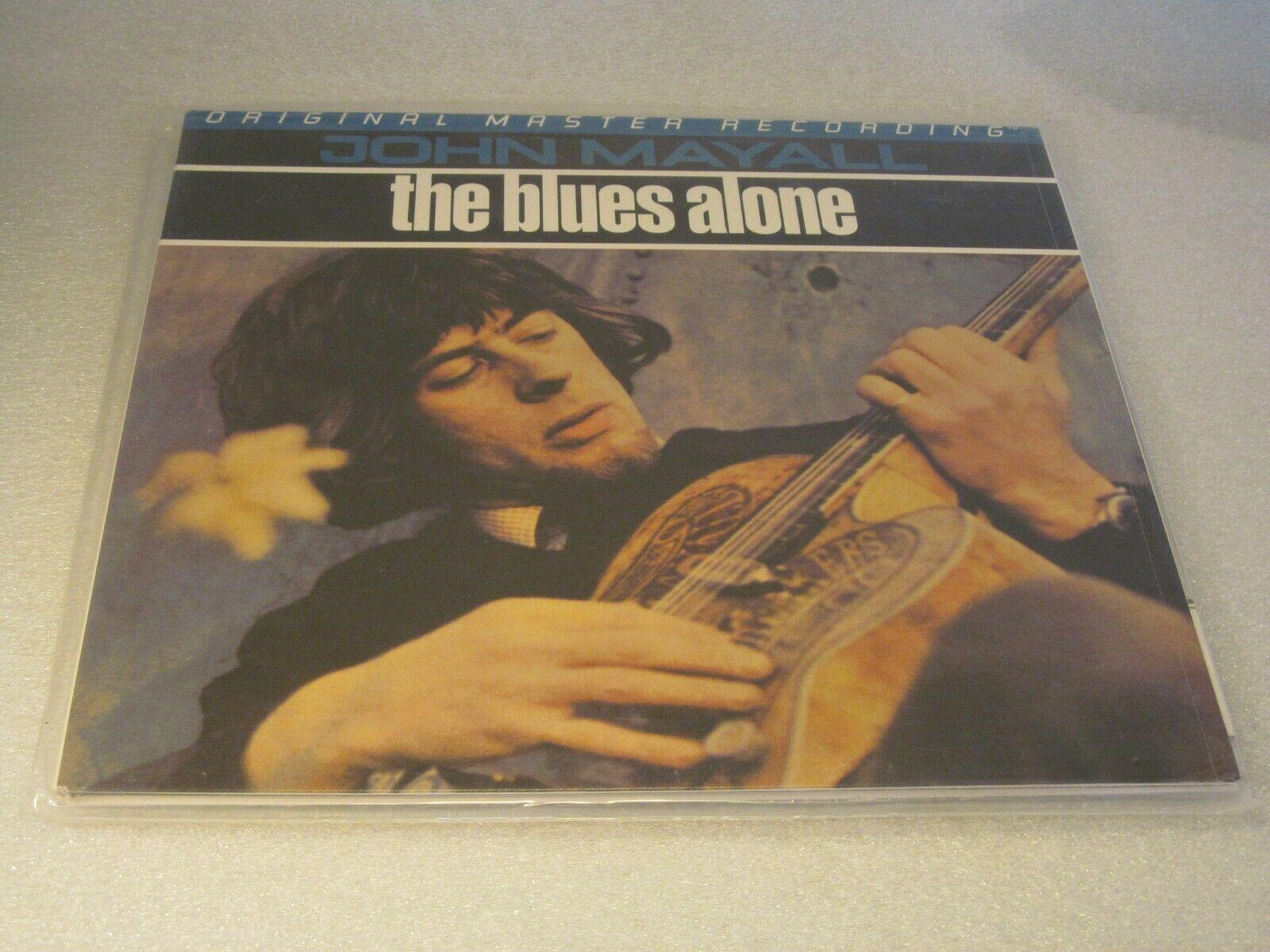 S/S John Mayall ?– The Blues Alone 1995 Mobile Fidelity MFSL 1-246 No 2125