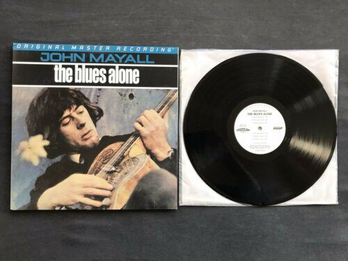 "John Mayall - The Blues alone (12"" LP) MFSL 1-246 ORIGINAL MASTER RECORDING"