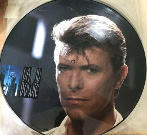 "David Bowie Loving The Alien 12"" Picture disc"