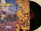 Scatterbrain - Here Comes Trouble OG First Pressing NM Punk Thrash Comedy Metal