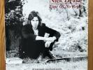 "NICK DRAKE ?""Time Of No Reply"" vinyl LP (Hannibal Records 1986) VG+ Pink Moon"