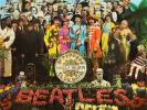 Beatles Rare Fantasy Pepper Lonely Hearts Signed Cover LP Vinyl Album Lennon