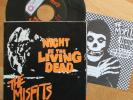 "MISFITS 7"" Night Of The Living 1979 punk FIRST US PRESSING antidote MINOR THREAT"