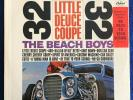 Beach Boys, Capitol ST-1998, Little Deuce Coupe, Be True To Your School,  ?  ?